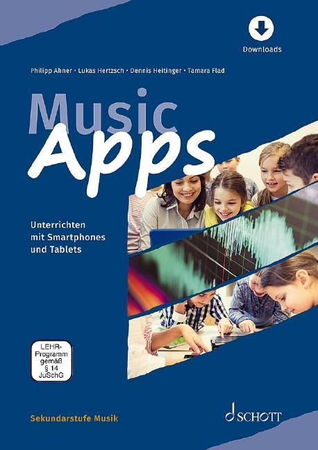 Cover-Bild Music Apps