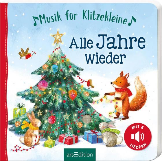 Cover-Bild Musik für Klitzekleine: Alle Jahre wieder