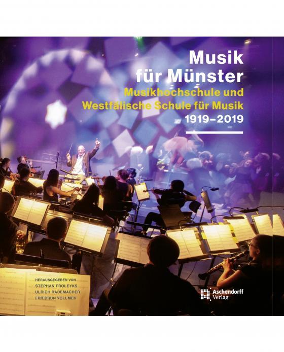 Cover-Bild Musik für Münster