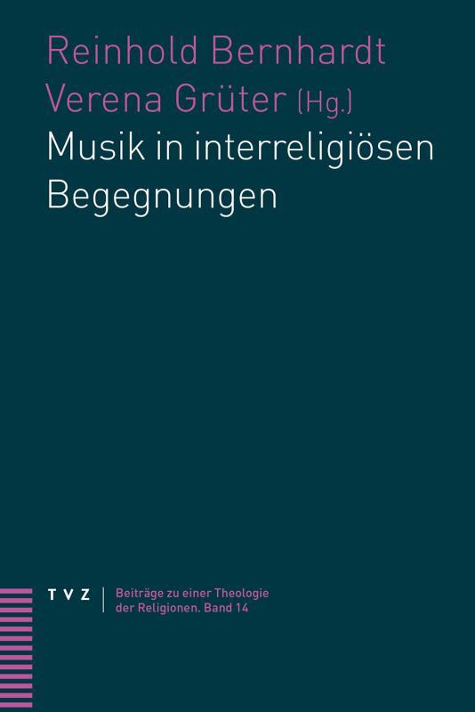 Cover-Bild Musik in interreligiösen Begegnungen