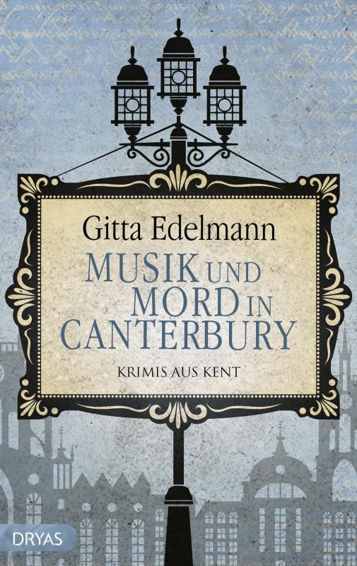 Cover-Bild Musik und Mord in Canterbury