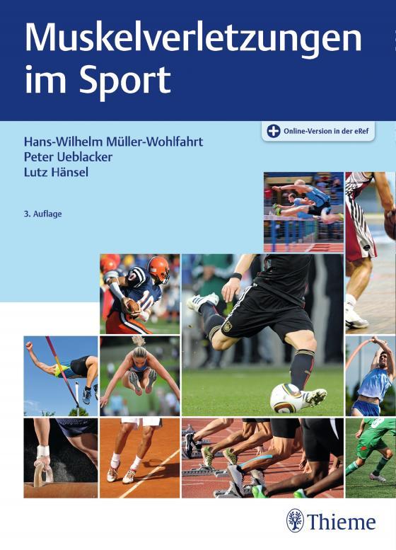 Cover-Bild Muskelverletzungen im Sport