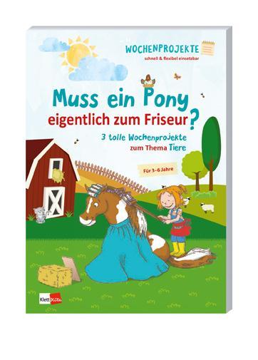 Cover-Bild Muss ein Pony eigentlich zum Friseur?