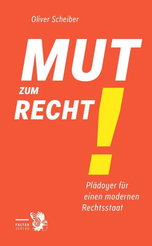 Cover-Bild Mut zum Recht!
