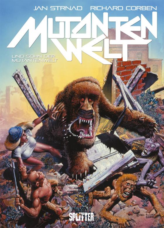 Cover-Bild Mutantenwelt & Sohn der Mutantenwelt