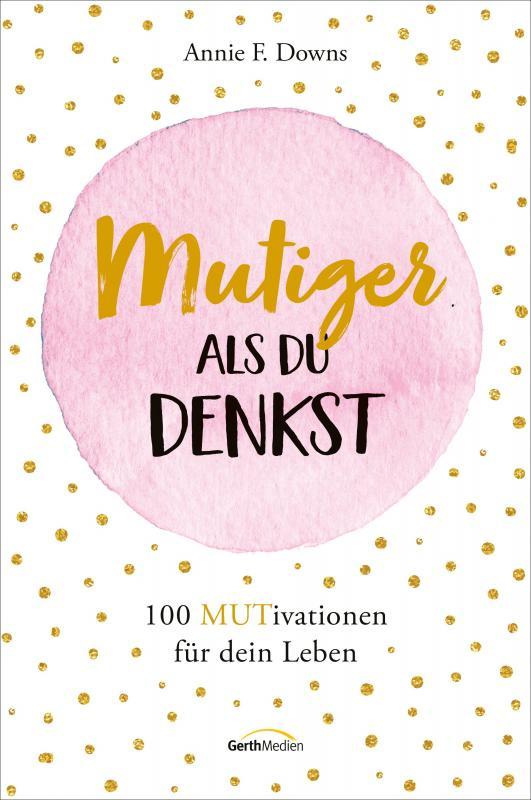 Cover-Bild Mutiger, als du denkst (eBook)