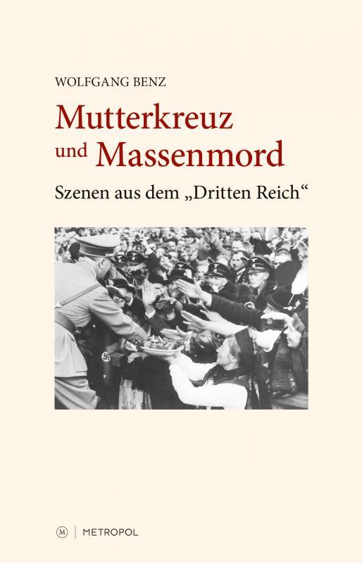 Cover-Bild Mutterkreuz und Massenmord