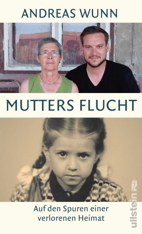 Cover-Bild Mutters Flucht