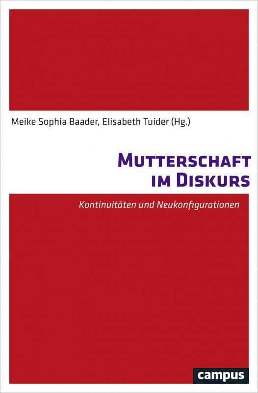 Cover-Bild Mutterschaft im Diskurs