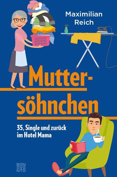 Cover-Bild Muttersöhnchen