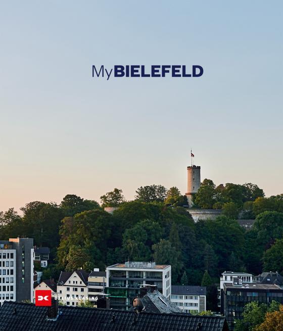 Cover-Bild My Bielefeld