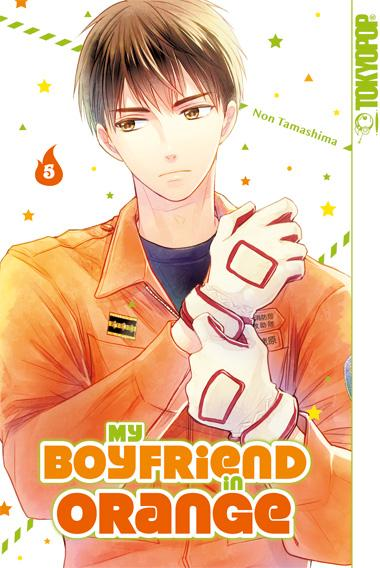 Cover-Bild My Boyfriend in Orange 05