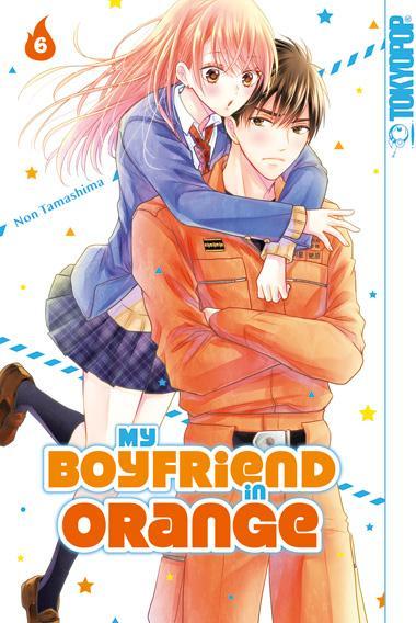 Cover-Bild My Boyfriend in Orange 06