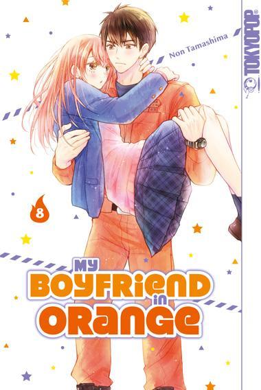Cover-Bild My Boyfriend in Orange 08