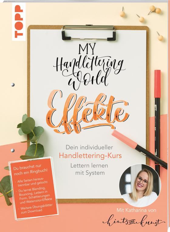 Cover-Bild My Handlettering World: Effekte