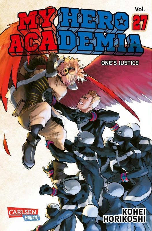 Cover-Bild My Hero Academia 27