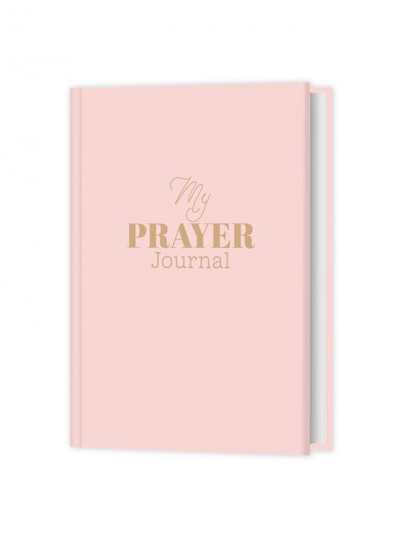 Cover-Bild My prayer journal