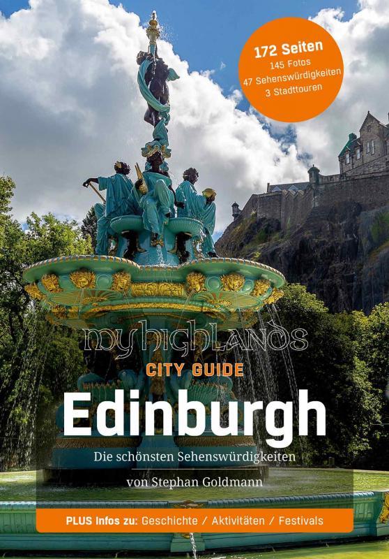 Cover-Bild MyHighlands Edinburgh