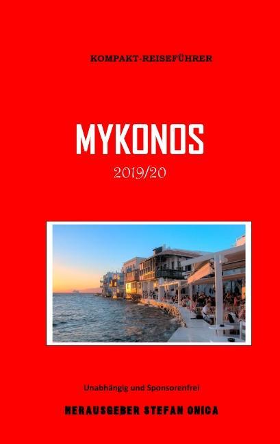 Cover-Bild Mykonos 2019/20