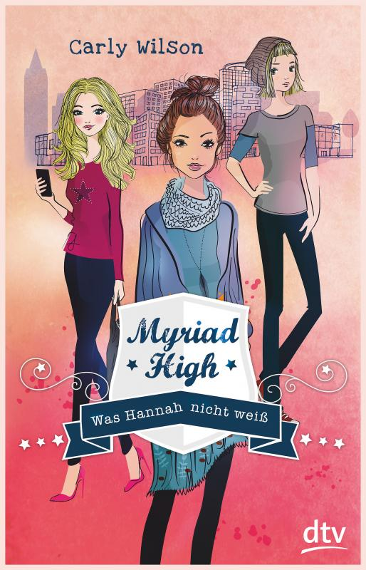 Cover-Bild Myriad High - Was Hannah nicht weiß