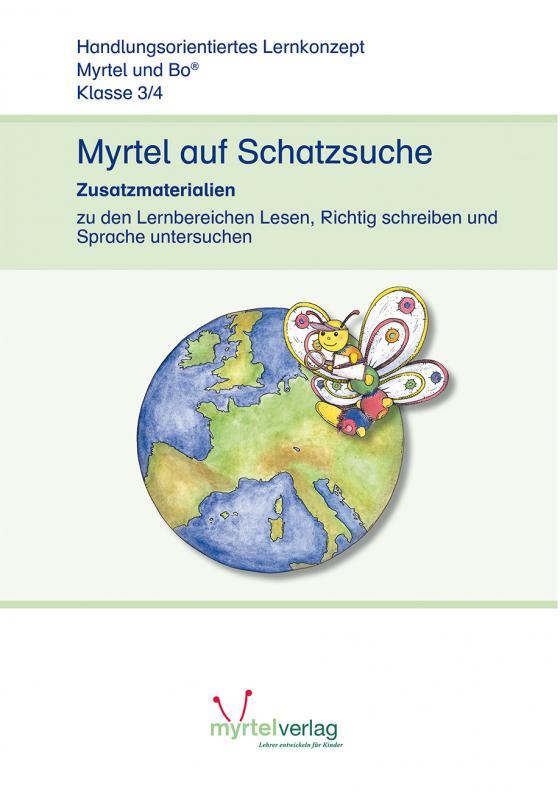 Cover-Bild Myrtel auf Schatzsuche