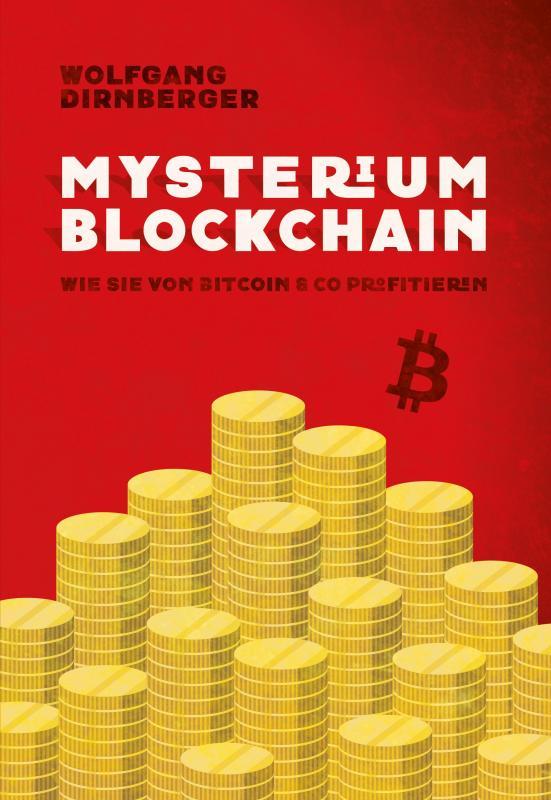 Cover-Bild Mysterium Blockchain