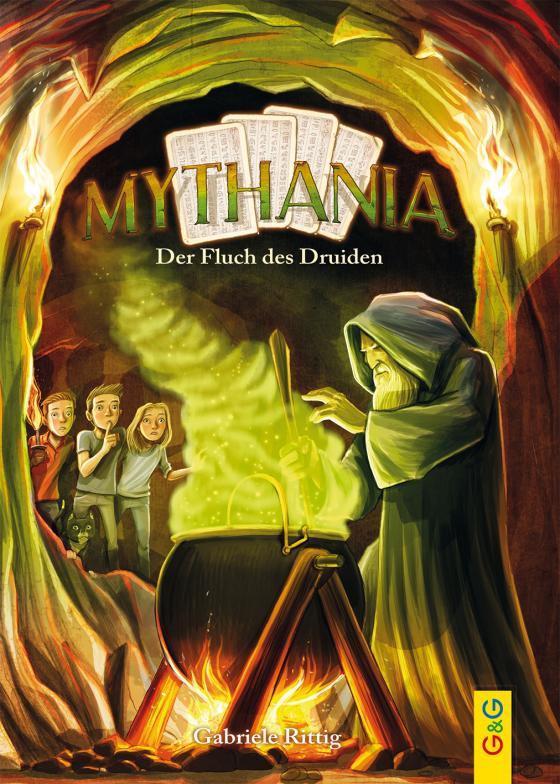 Cover-Bild Mythania - Der Fluch des Druiden