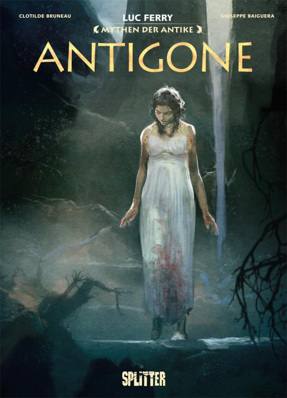 Cover-Bild Mythen der Antike: Antigone (Graphic Novel)