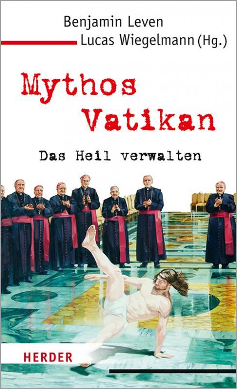Cover-Bild Mythos Vatikan