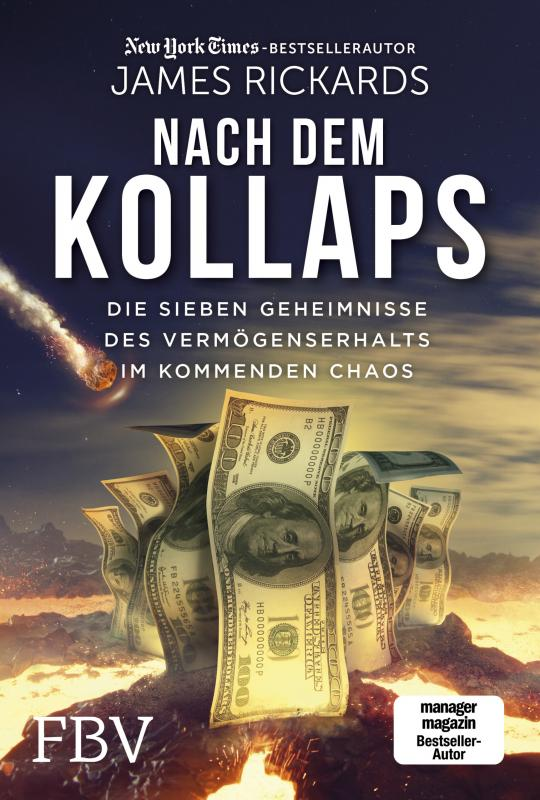 Cover-Bild Nach dem Kollaps