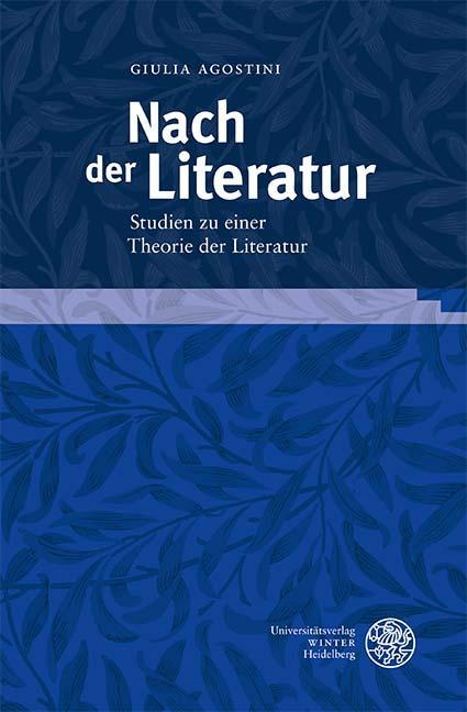 Cover-Bild Nach der Literatur
