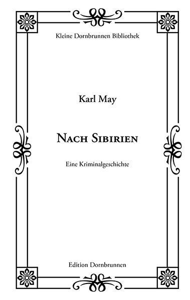 Cover-Bild Nach Sibirien
