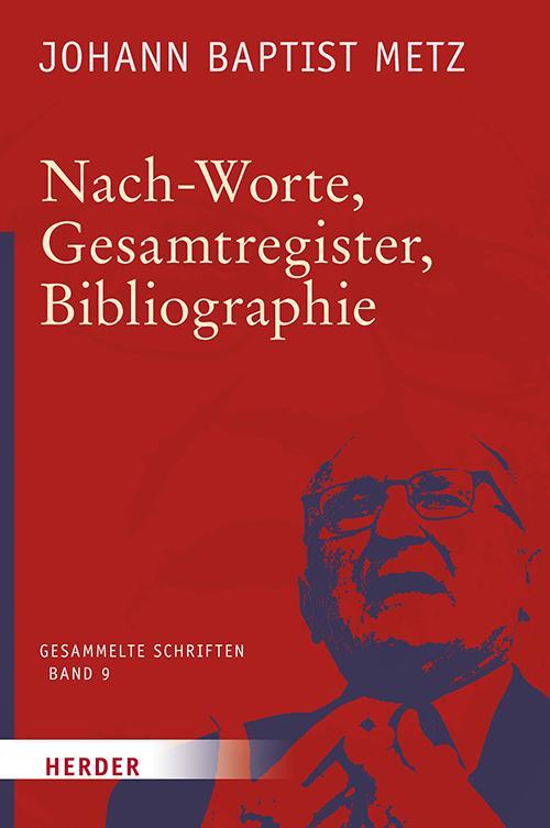 Cover-Bild Nach-Worte, Gesamtregister, Bibliographie