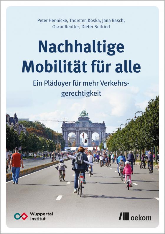 Cover-Bild Nachhaltige Mobilität für alle