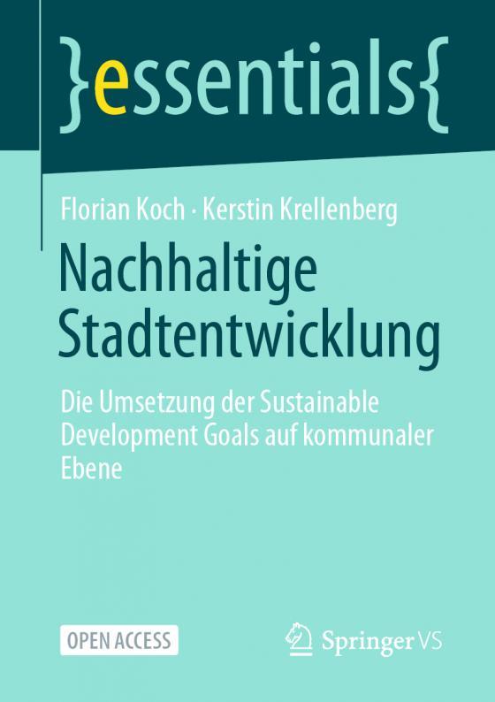 Cover-Bild Nachhaltige Stadtentwicklung