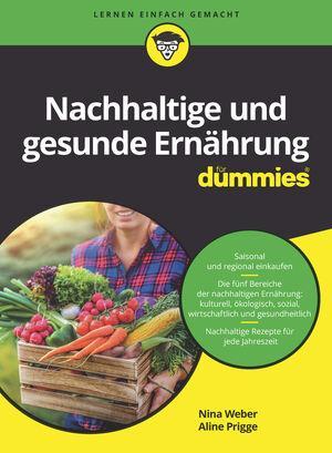Cover-Bild Nachhaltige und gesunde Ernährung für Dummies