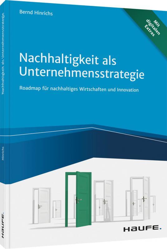 Cover-Bild Nachhaltigkeit als Unternehmensstrategie