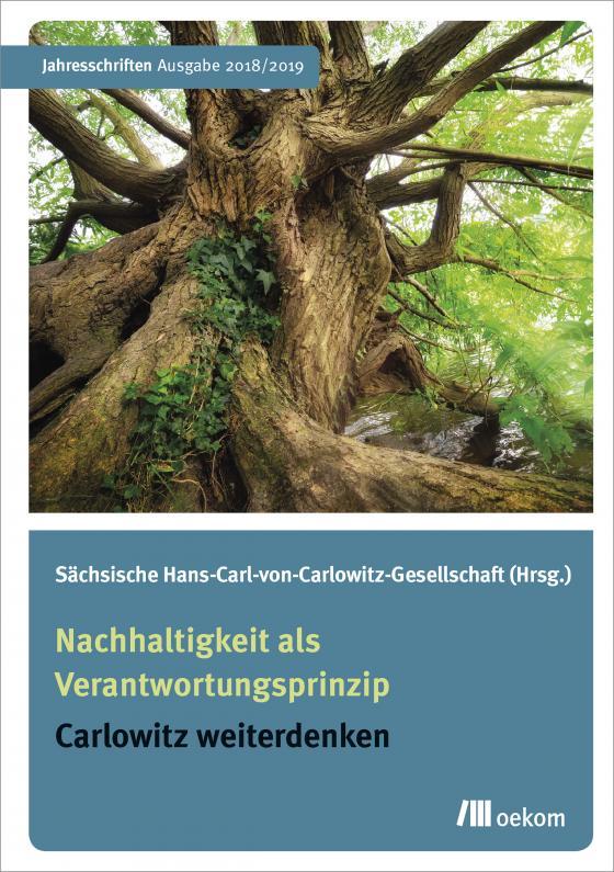 Cover-Bild Nachhaltigkeit als Verantwortungsprinzip
