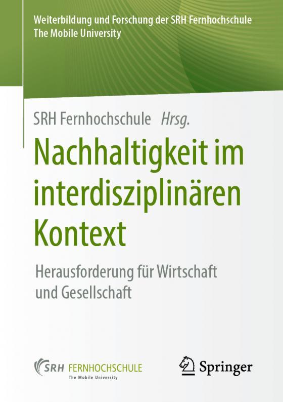 Cover-Bild Nachhaltigkeit im interdisziplinären Kontext