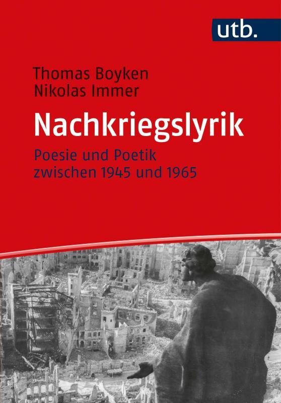 Cover-Bild Nachkriegslyrik