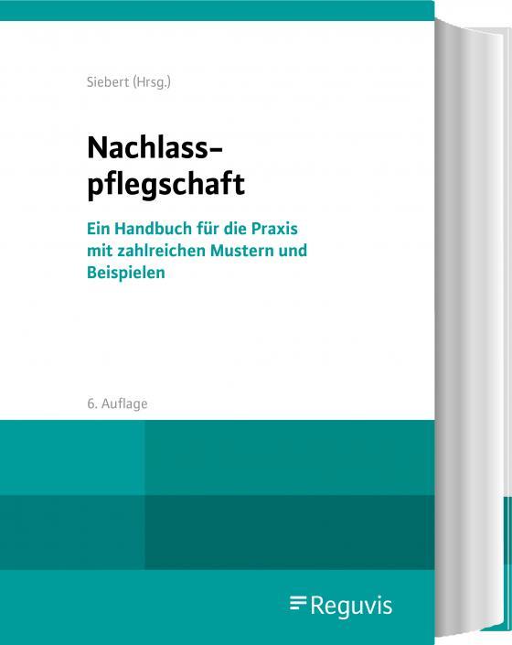 Cover-Bild Nachlasspflegschaft