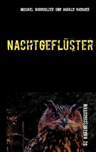 Cover-Bild Nachtgeflüster