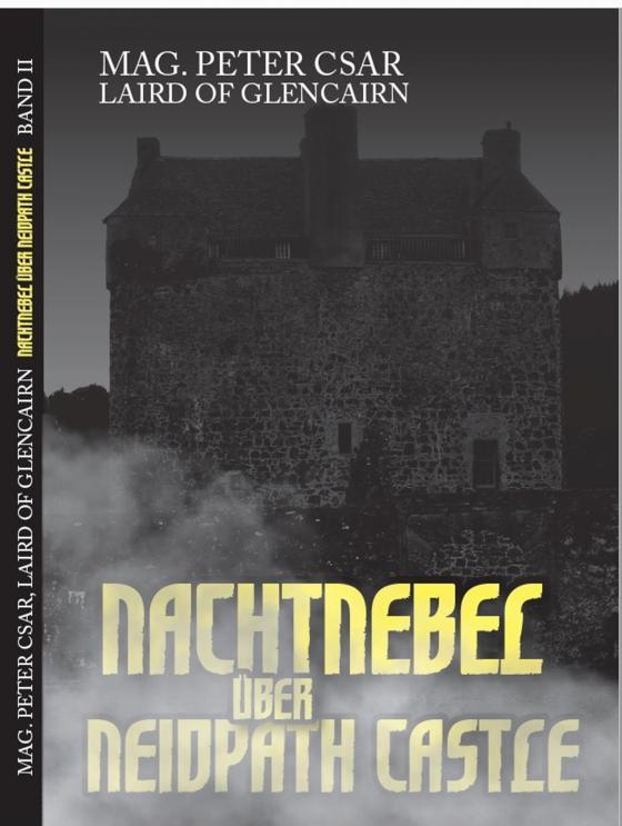 Cover-Bild Nachtnebel über Neidpath Castle