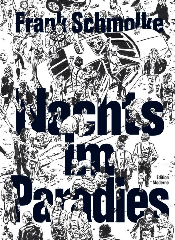 Cover-Bild Nachts im Paradies