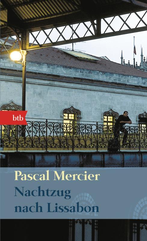 Cover-Bild Nachtzug nach Lissabon