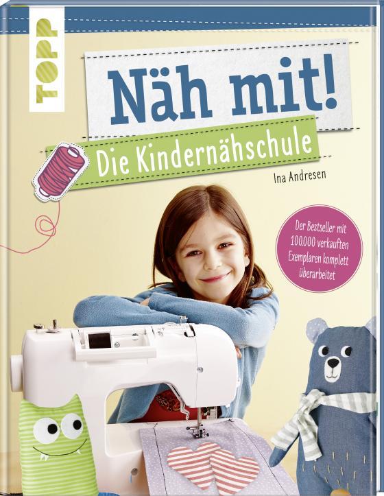 Cover-Bild Näh mit! Die Kindernähschule