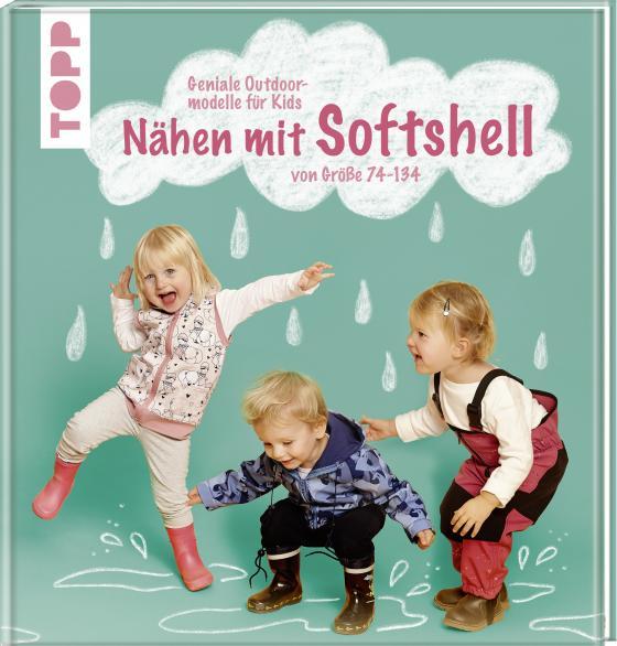 Cover-Bild Nähen mit Softshell