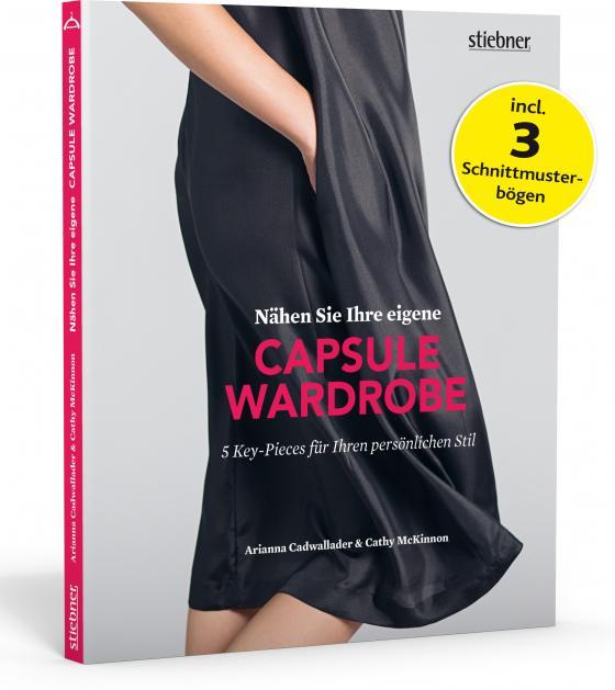 Cover-Bild Nähen Sie Ihre eigene Capsule Wardrobe