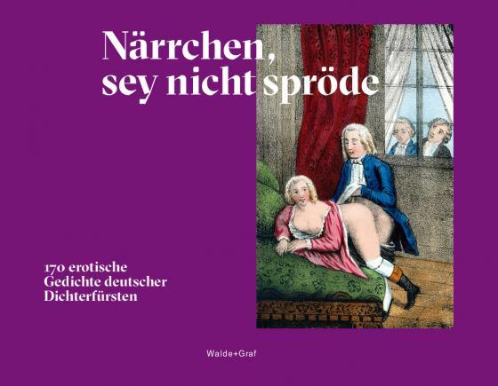 Cover-Bild Närrchen, sey nicht spröde