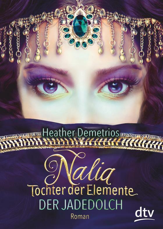 Cover-Bild Nalia, Tochter der Elemente - Der Jadedolch